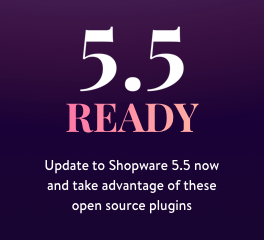 All extensions and themes for Shopware online shop