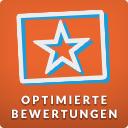 Optimierte Darstellung von Bewertungen