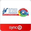 sync4 Schnittstelle für IN-Software icon