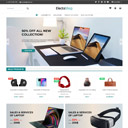 Tech Electo Theme | Responsive icon