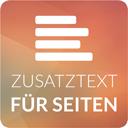 Zusatztext für Seiten für Agenturnachweis, Bildquellen, ... im Impressum, Datenschutz, etc.