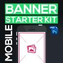 Banner Starter Kit | Mobile Bannervorlagen für Einkaufswelten