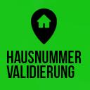 Hausnummer Validierung icon