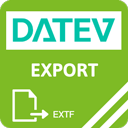 Export for DATEV icon