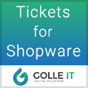 Tickets for Shopware icon
