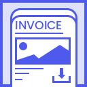 Download PDF Invoice 3+1 (Invoice, Credit Note & Delivery Note) icon