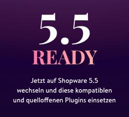 Shopware 5.5 Ready
