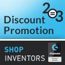 Rabatte & Produktpakete - DiscountPromotion