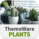 ThemeWare® Plants | Customizable Responsive Theme