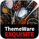 ThemeWare® Exquisite | sales increasing and customizable icon