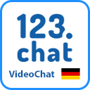 1:1 Live Video- & TextChat icon