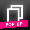 Popup with emotion worlds icon