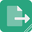 CSV Exporter - Dokumente icon