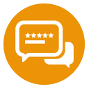 Customer Friendly Product Reviews icon