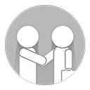 Kundenkonto für Gäste erstellen icon