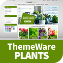ThemeWare® Plants | sales increasing and customizable icon