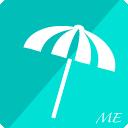 Urlaubsmeldung icon