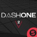 DASHONE 2 | Premium Theme Responsive Template