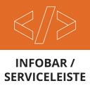 Infobar / Service & Kontakt Icons icon