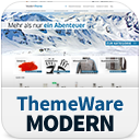 ThemeWare Modern | Customizable Responsive Theme