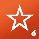Bewertungsdurchschnitt von Kategorien als Erlebniswelten Element icon