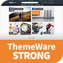 ThemeWare® Strong | sales increasing and customizable icon