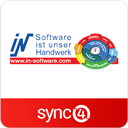 sync4 Schnittstelle für IN-Software icon