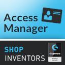 Zugangskontrolle bei Registrierung und Login - AccessManager
