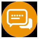 Kundenfreundliche Artikel Bewertungen icon