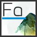 Font Awesome (fontawesome FA) Integration icon