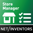 Manage Stores in Account - Store Manager
