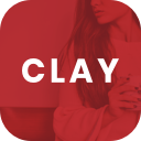 CLAY Modern Theme | Responsive | Individuell icon