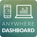 Dashboard für unterwegs (mobile, Desktop, Smartphone, Tablet)