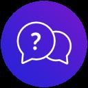 FAQ individuell gestalten icon