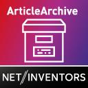 Artikel automatisch archivieren - ArtikelArchiv icon