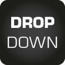 Flexible Drop Down Menu - optimierte Navigation als DropDown Menü icon