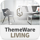 ThemeWare Living | Customizable Responsive Theme icon