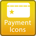 Payment Icons für Footer, Bildrand & Checkout icon