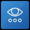 Passwort sichtbar machen icon