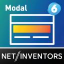 PopUp Modal mit Erlebniswelten - Modal icon