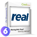 Marktplatz Real Bestellimport SW6 icon