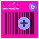 Graduaded price groups icon
