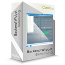 Backend Widget Collection icon