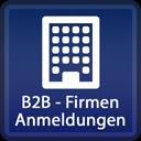 B2B - Nur Firmenanmeldungen icon