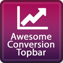 Awesome Conversion Topbar icon